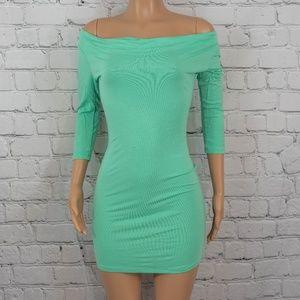 Lulus mint dress